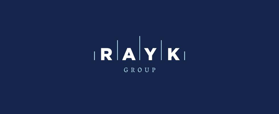 לוגו קבוצת רייק והקונספט הגרפי המשדר את ערכי החברה