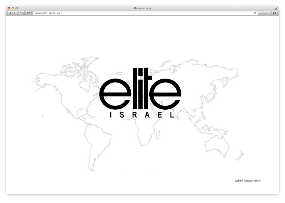 בניית אתר אינטרנט עלית מודל ישראל